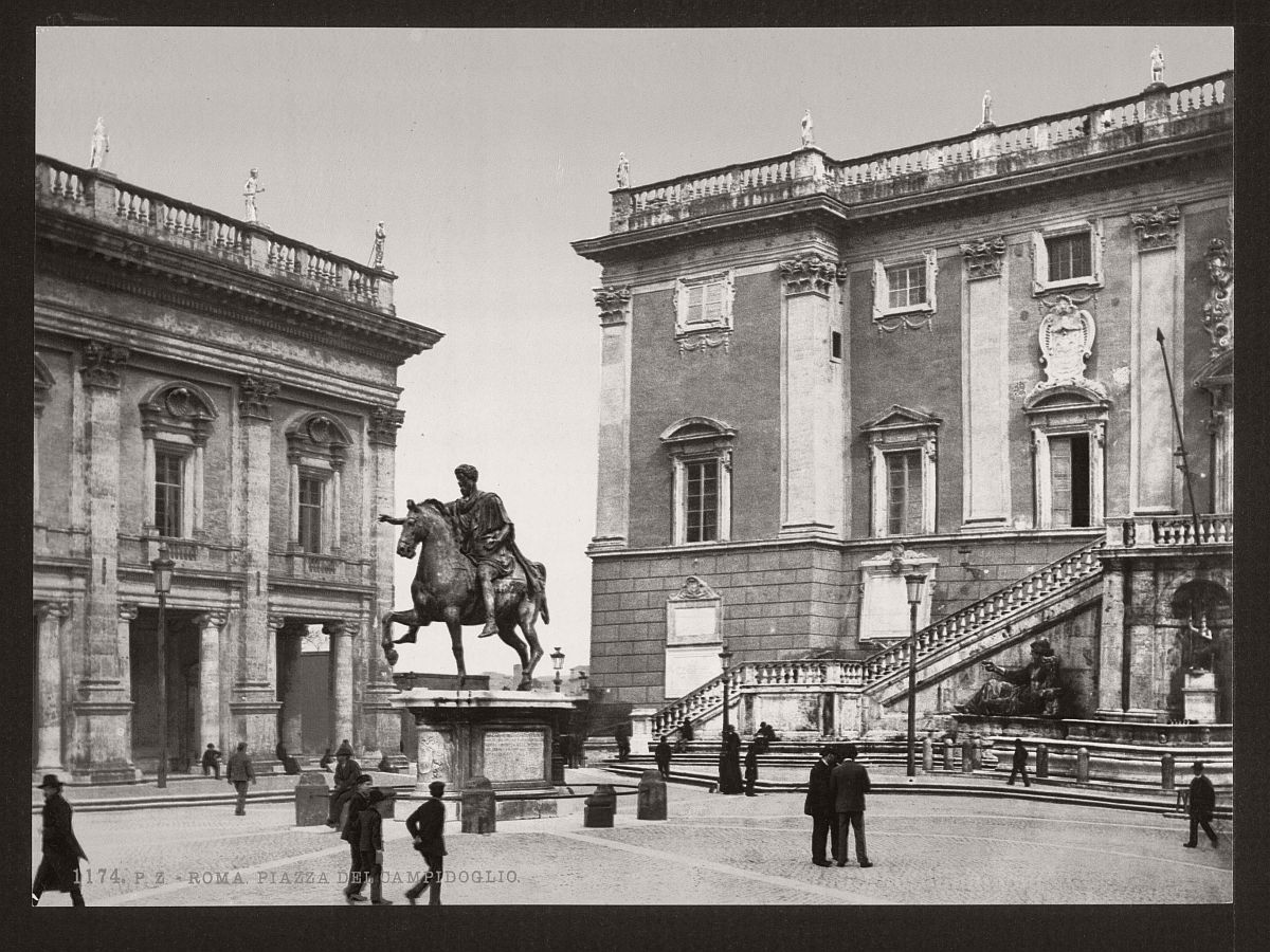 historic-bw-photos-of-rome-italy-in-the-19th-century-05