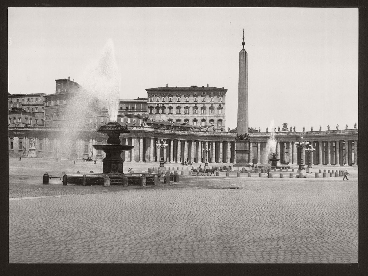 historic-bw-photos-of-rome-italy-in-the-19th-century-10