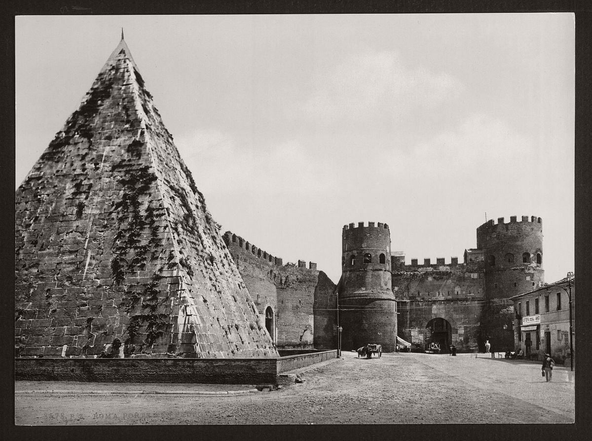 historic-bw-photos-of-rome-italy-in-the-19th-century-15