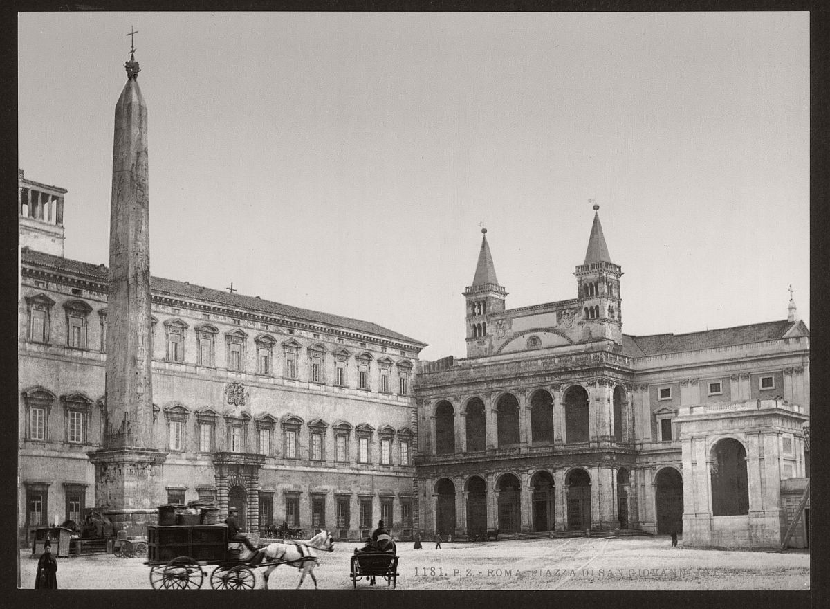 historic-bw-photos-of-rome-italy-in-the-19th-century-18