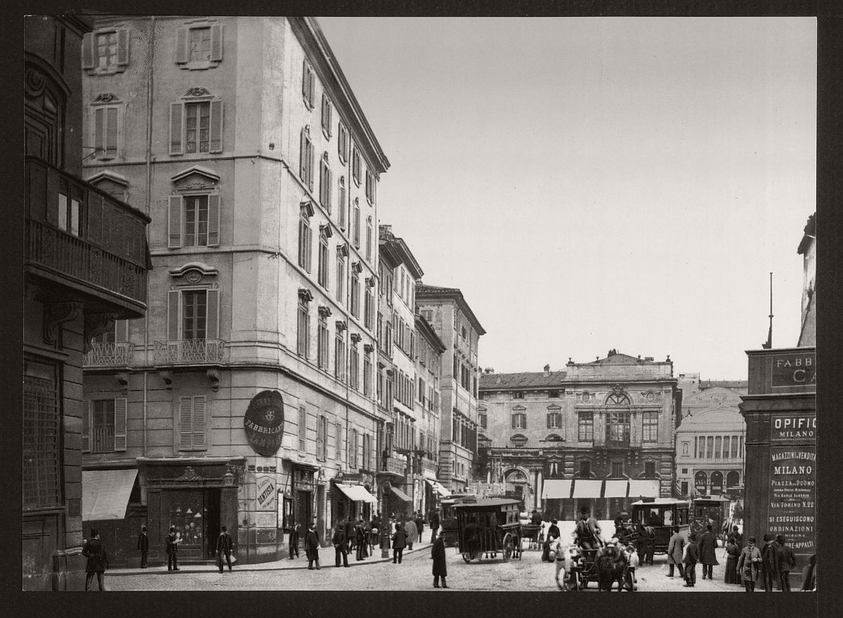 historic-bw-photos-of-rome-italy-in-the-19th-century-19