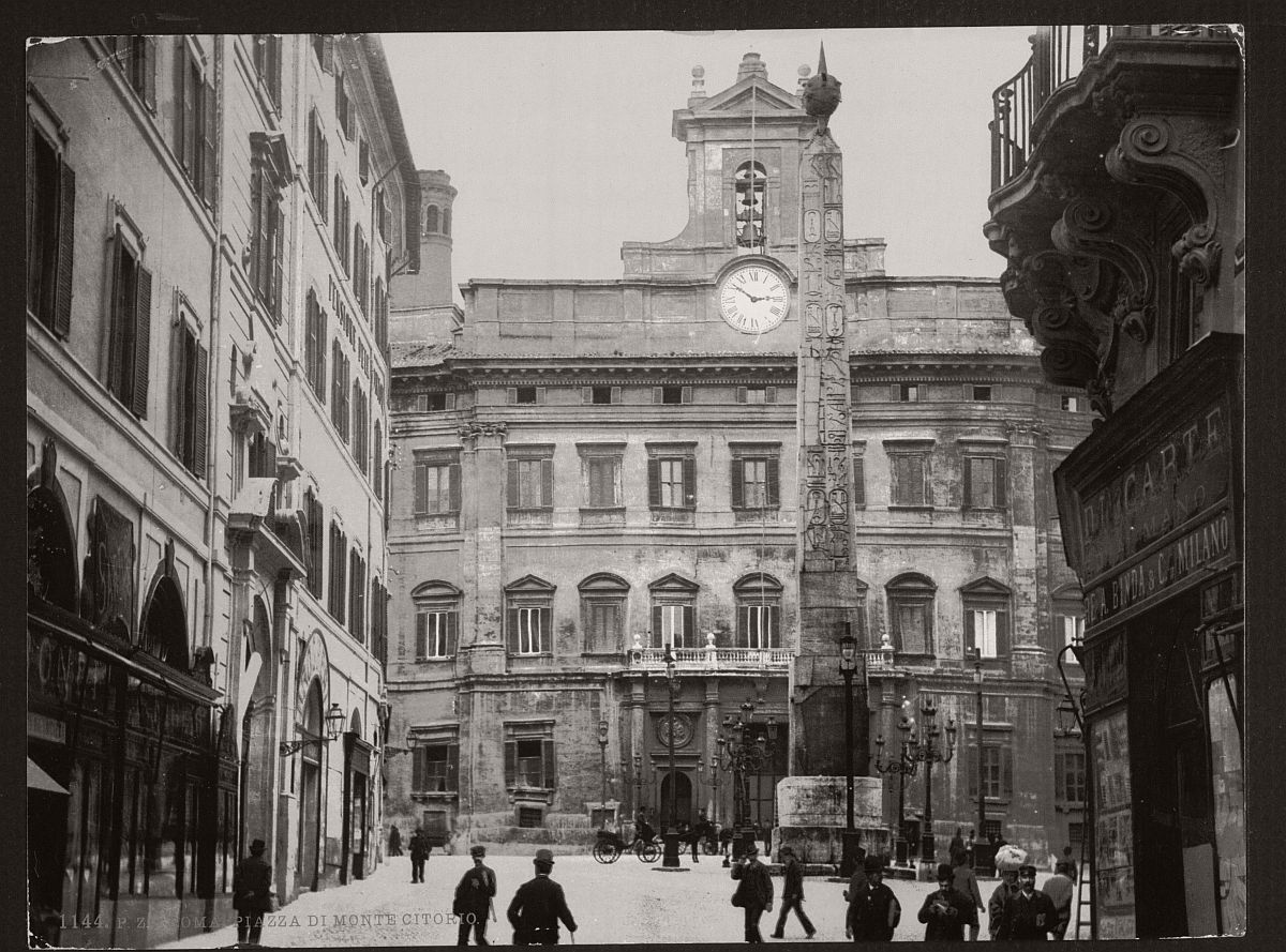 historic-bw-photos-of-rome-italy-in-the-19th-century-20
