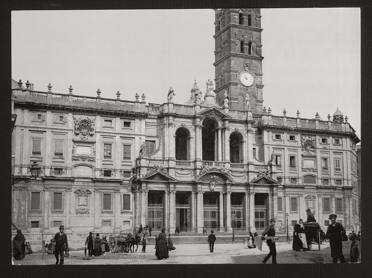 historic-bw-photos-of-rome-italy-in-the-19th-century-21