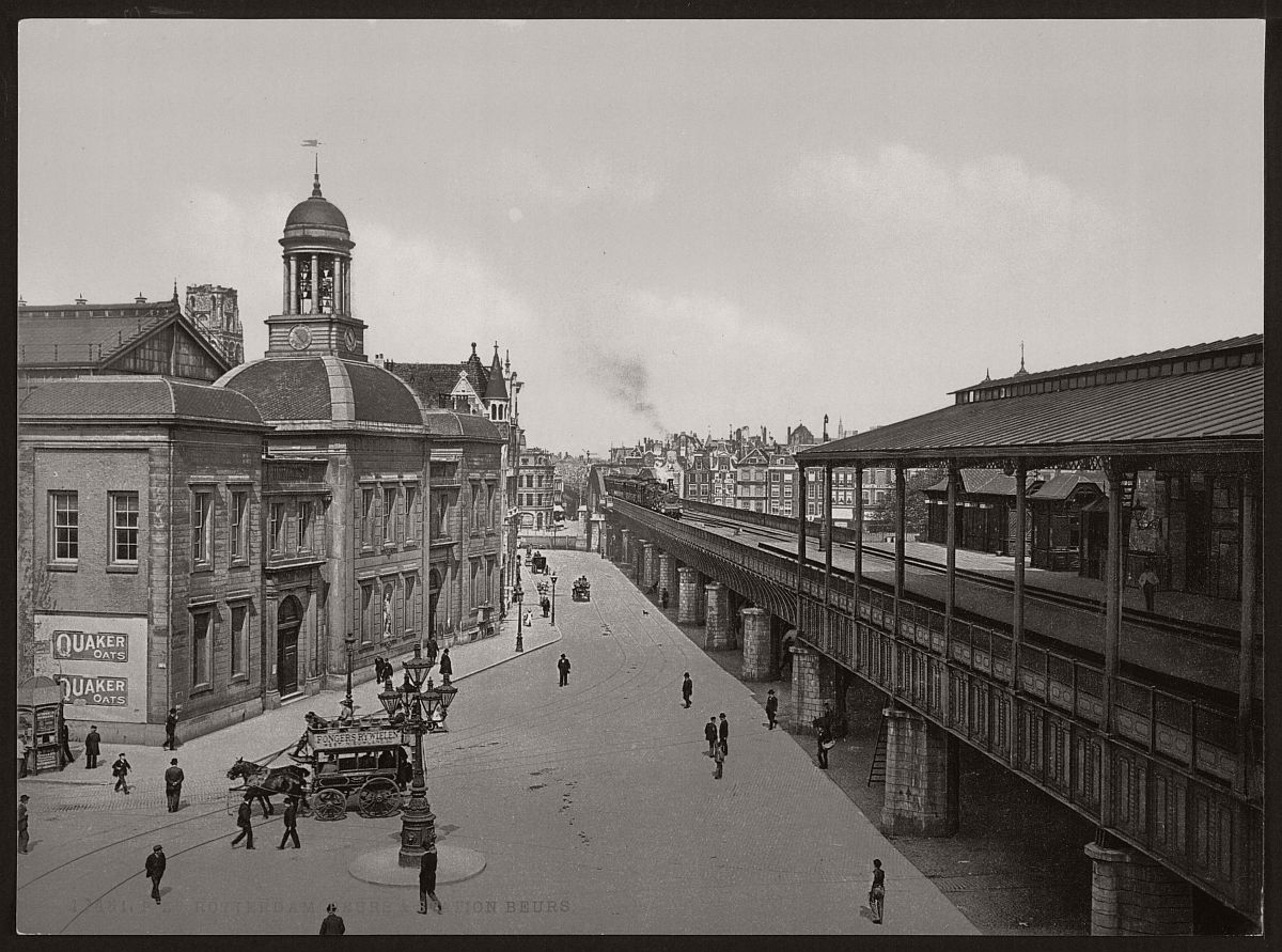historic-bw-photos-of-rotterdam-holland-19th-century-01