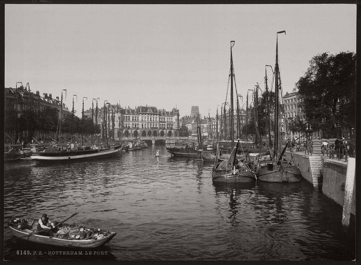 historic-bw-photos-of-rotterdam-holland-19th-century-03