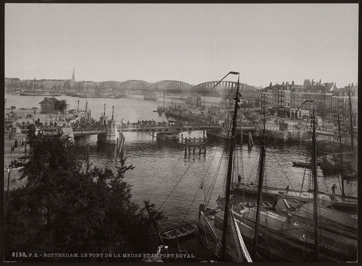 historic-bw-photos-of-rotterdam-holland-19th-century-04