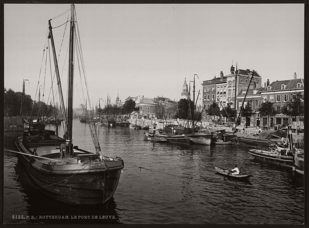 historic-bw-photos-of-rotterdam-holland-19th-century-06