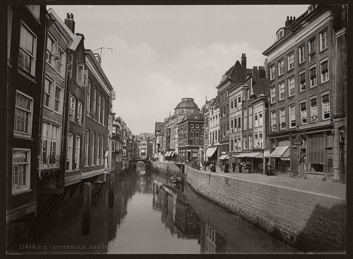 historic-bw-photos-of-rotterdam-holland-19th-century-09