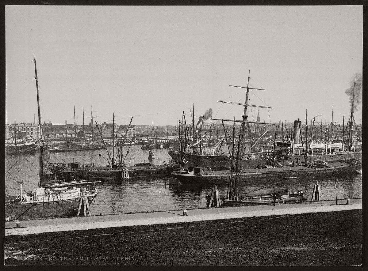 historic-bw-photos-of-rotterdam-holland-19th-century-10