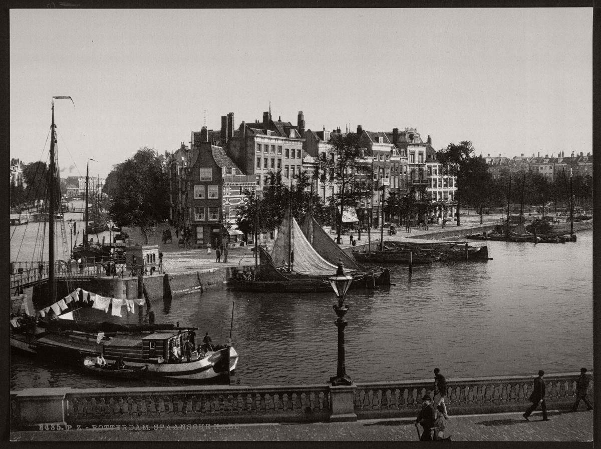 historic-bw-photos-of-rotterdam-holland-19th-century-12