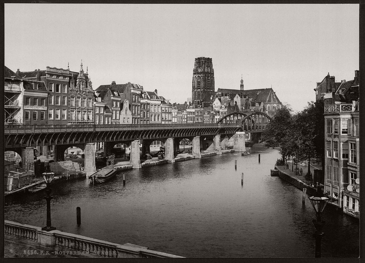 historic-bw-photos-of-rotterdam-holland-19th-century-13