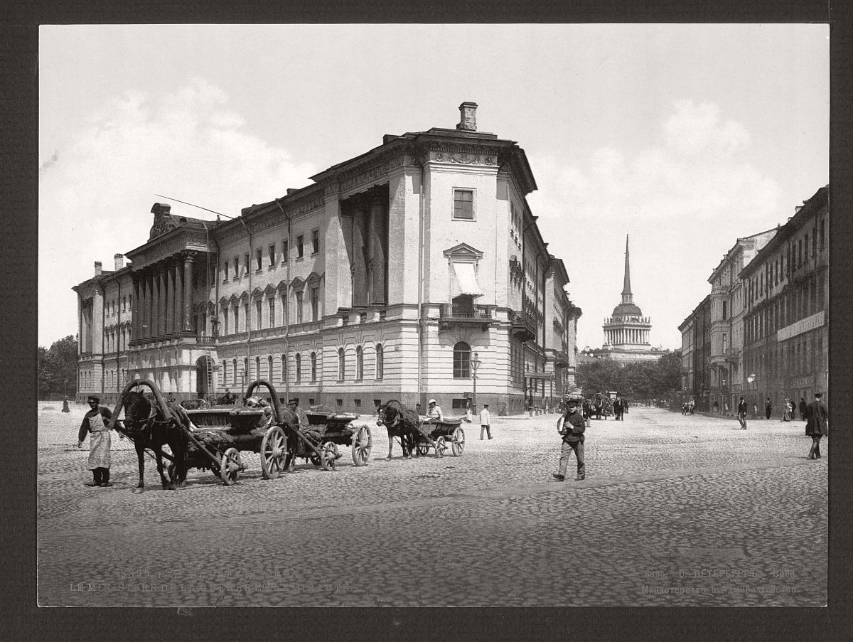 historic-bw-photos-of-st-petersburg-russia-in-the-19th-century-11