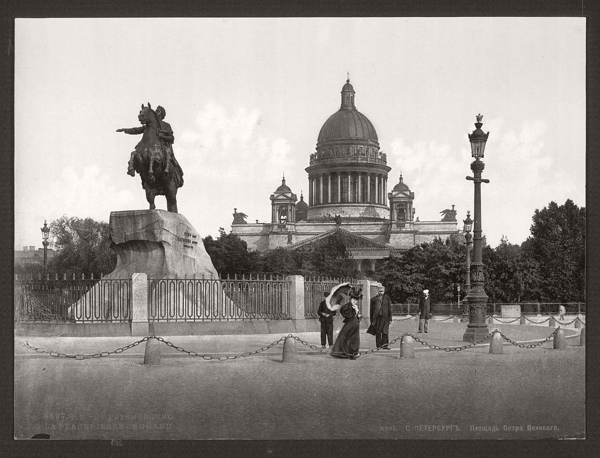 historic-bw-photos-of-st-petersburg-russia-in-the-19th-century-12
