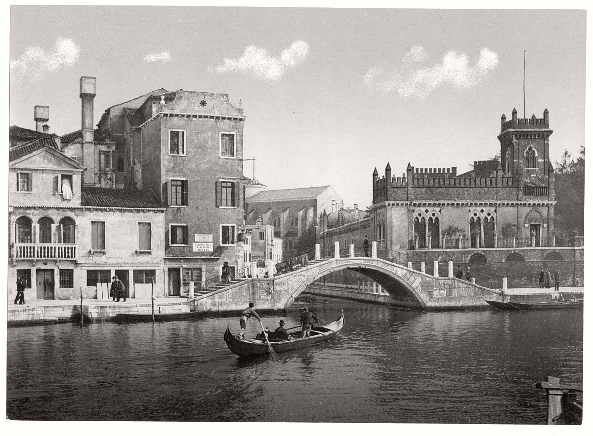 historic-bw-photos-of-venice-italy-in-19th-century-18