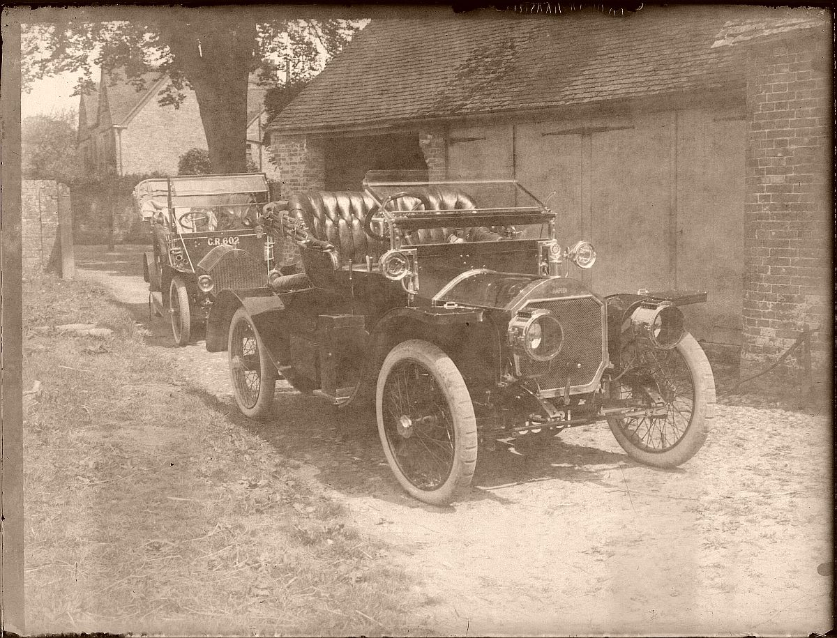 historic-edwardian-era-glass-plate-photos-of-automobiles-1900s-04