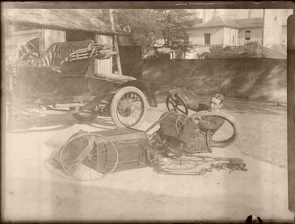 historic-edwardian-era-glass-plate-photos-of-automobiles-1900s-07