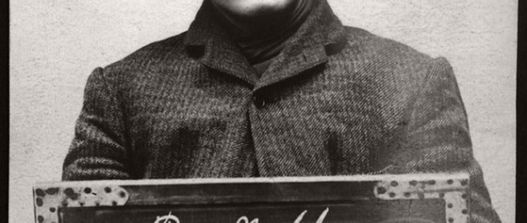 Historic Mug Shot of criminals from North Shields (1902-1905)