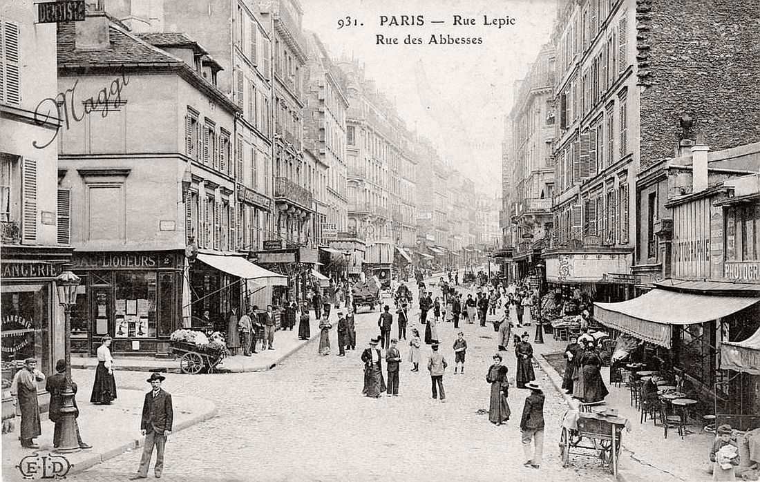 historic-photo-ancient-road-rue-lepic-paris-early-20th-century-vintage-bw-1900s-01