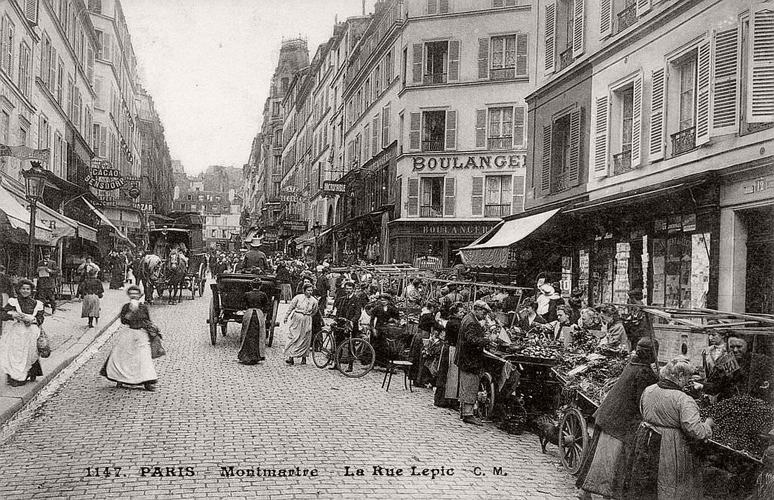 historic-photo-ancient-road-rue-lepic-paris-early-20th-century-vintage-bw-1900s-04