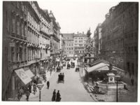 Historic B&W photos of Vienna, Austro-Hungary (19th Century)