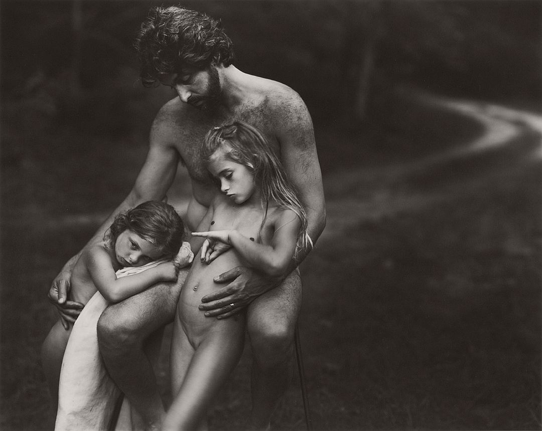 most-controversial-nude-black-and-white-photographers-Sally-Mann