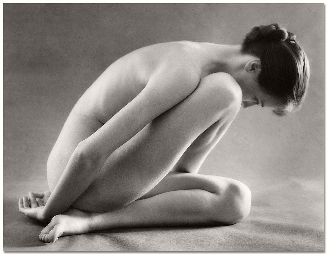 Nude photographer Ruth Bernhard