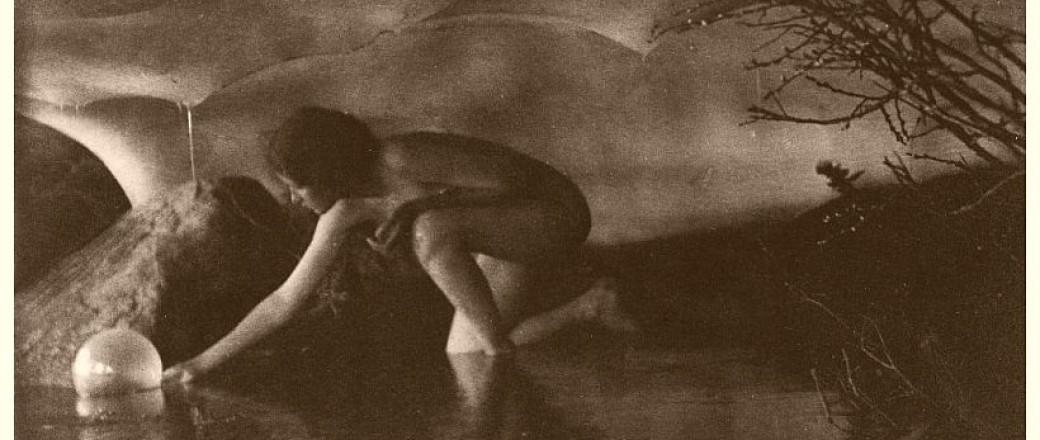 Pictorial Landscape / Nude photographer Anne Brigman