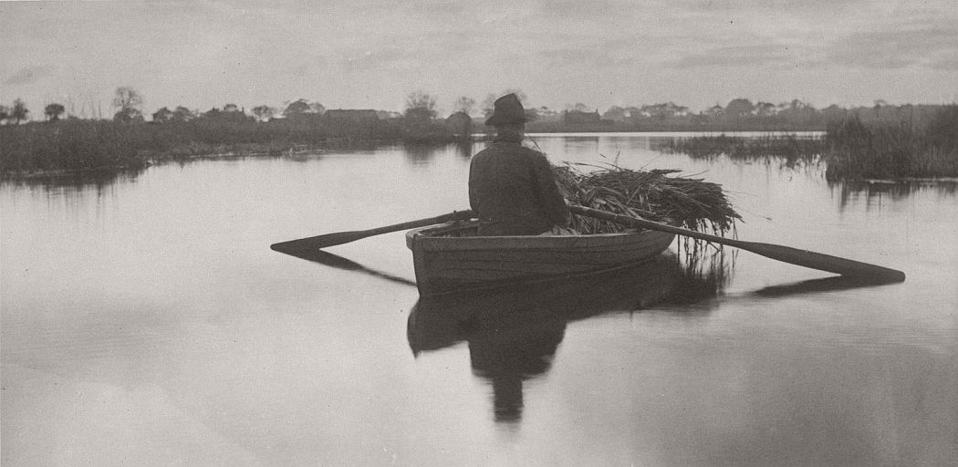 Pictorial Rural Life photographer Peter Henry Emerson