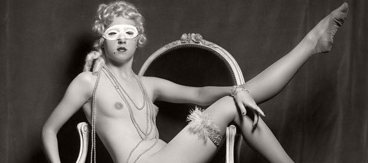 Vintage: Nudes/Erotica (1920s)