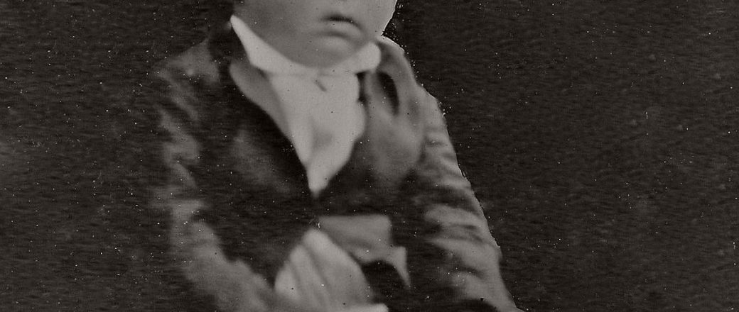 Victorian Era Ambrotype Portraits of Children (1850s and 1860s)