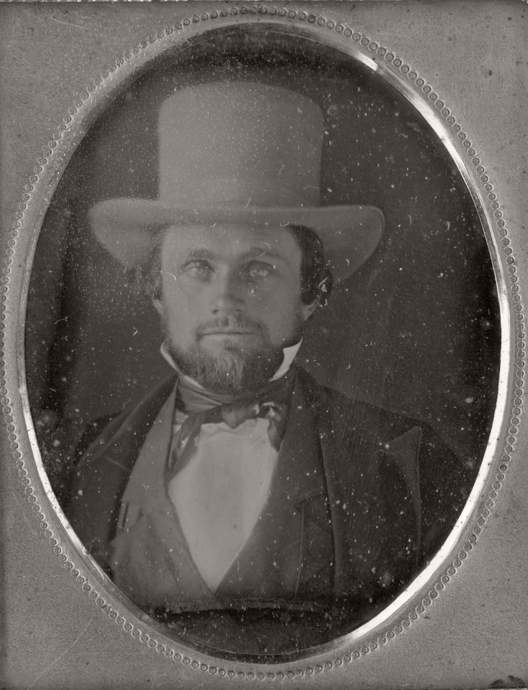 victorian-era-daguerreotype-of-men-in-hat-1850s-xix-century-11