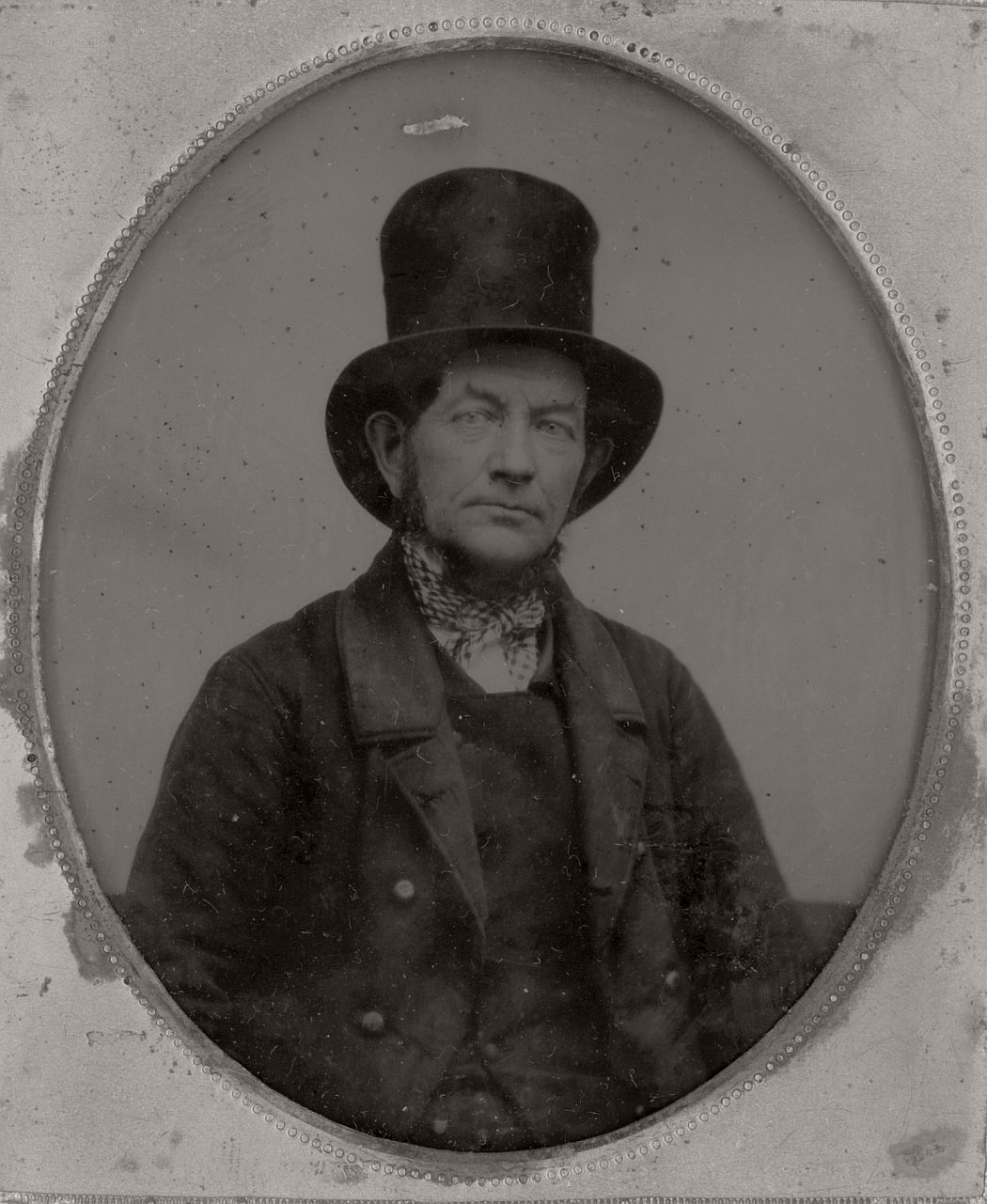 victorian-era-daguerreotype-of-men-in-hat-1850s-xix-century-14