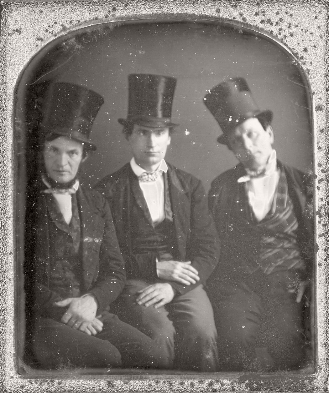 victorian-era-daguerreotype-of-men-in-hat-1850s-xix-century-22