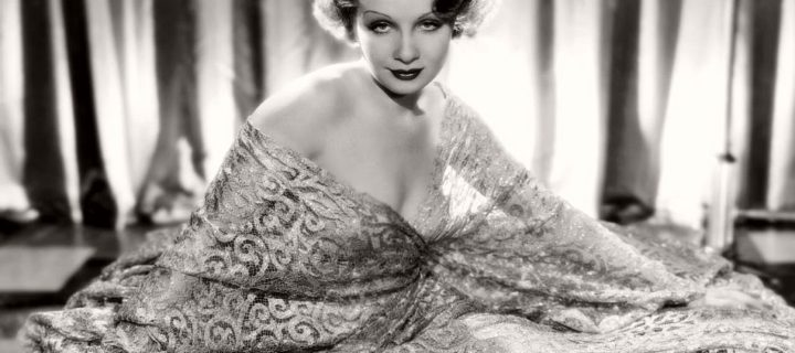 Vintage Black and White Portraits of Hollywood Actresses (1930s)