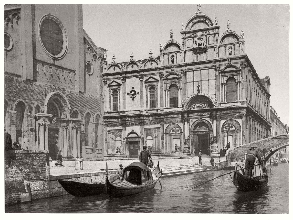 vintage-bw-photos-of-venice-italy-in-19th-century-16