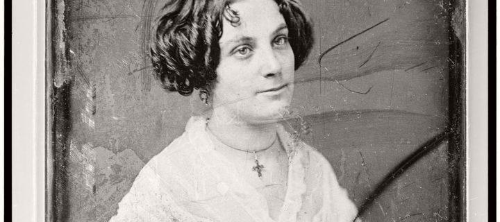 Vintage Daguerreotype portraits from XIX Century (1844-1860)