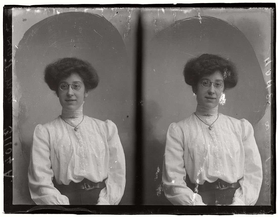 vintage-glass-plate-diptych-portraits-of-women-girls-1904-1917-24