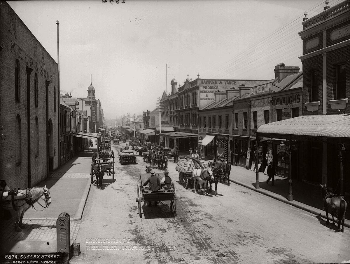 vintage-glass-plate-images-streets-sydney-city-australia-1900s-xix-century-141