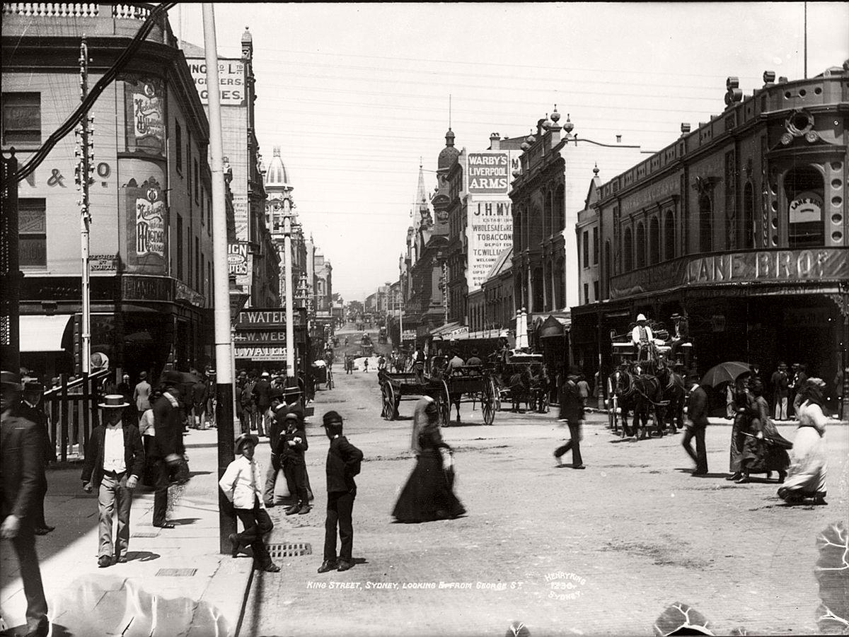 vintage-glass-plate-images-streets-sydney-city-australia-1900s-xix-century-181