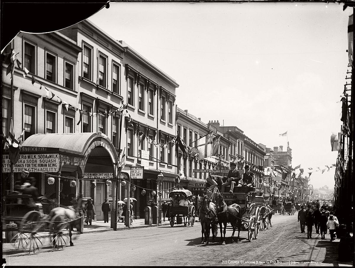 vintage-glass-plate-images-streets-sydney-city-australia-1900s-xix-century-21