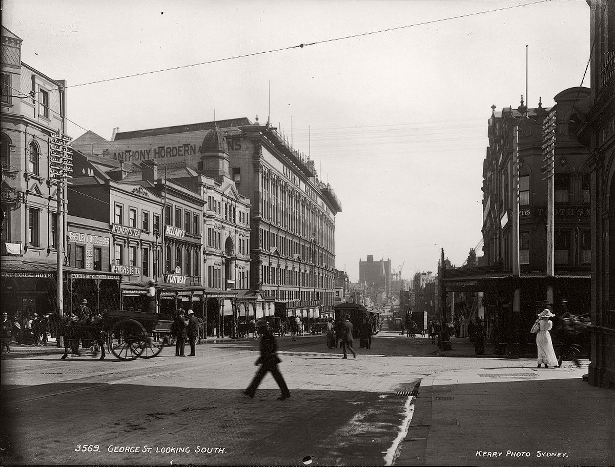 vintage-glass-plate-images-streets-sydney-city-australia-1900s-xix-century-251
