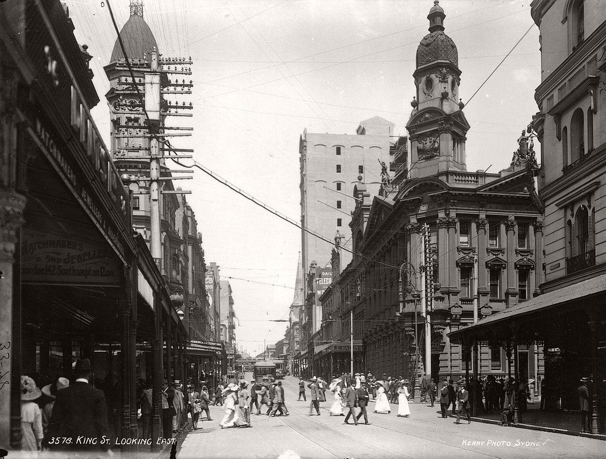 vintage-glass-plate-images-streets-sydney-city-australia-1900s-xix-century-271