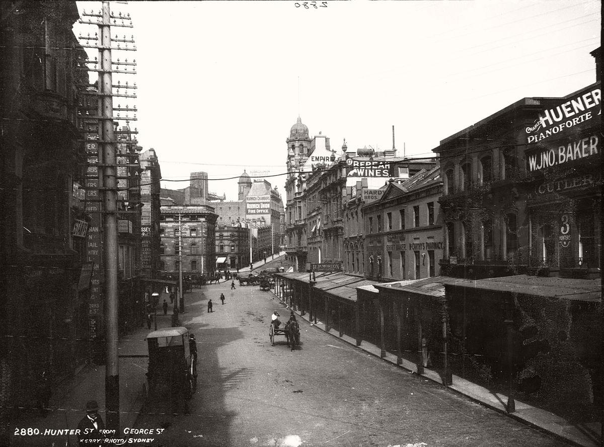 vintage-glass-plate-images-streets-sydney-city-australia-1900s-xix-century-401