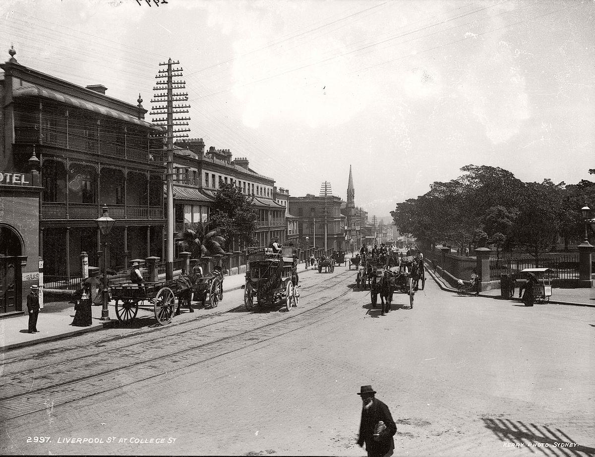 vintage-glass-plate-images-streets-sydney-city-australia-1900s-xix-century-451