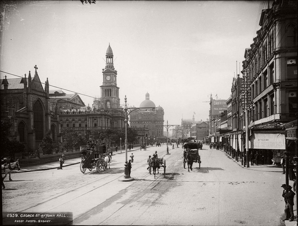 vintage-glass-plate-images-streets-sydney-city-australia-1900s-xix-century-531