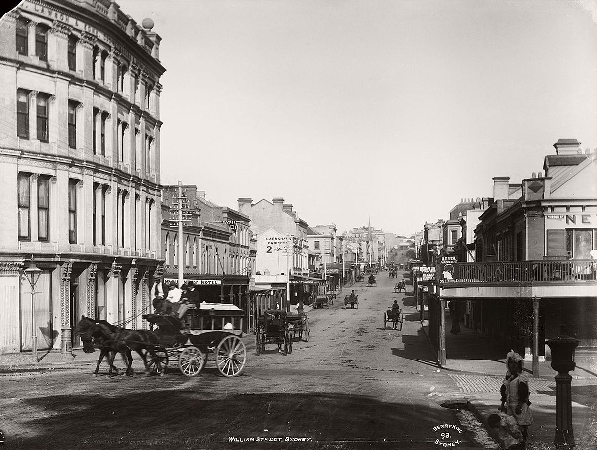 vintage-glass-plate-images-streets-sydney-city-australia-1900s-xix-century-551