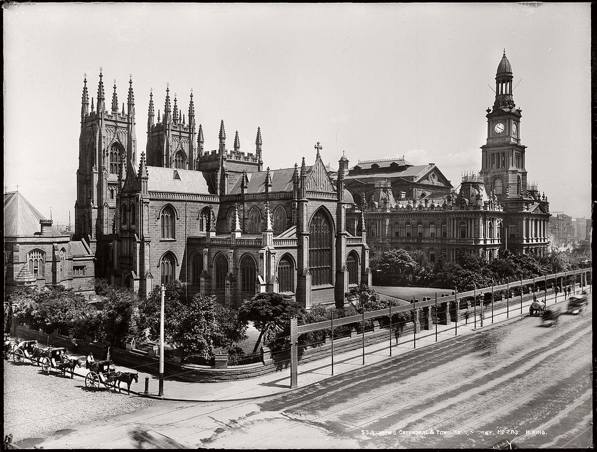 vintage-glass-plate-images-streets-sydney-city-australia-1900s-xix-century-561