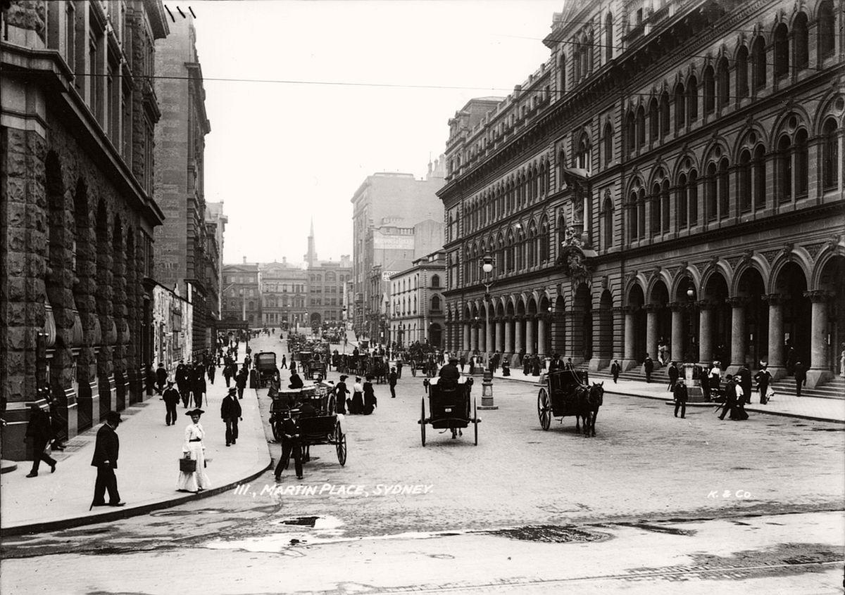 vintage-glass-plate-images-streets-sydney-city-australia-1900s-xix-century-571