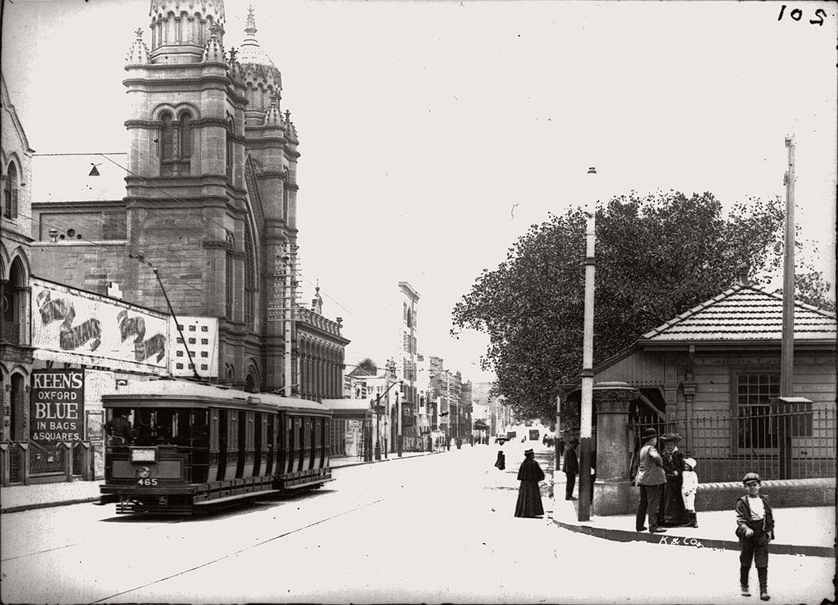 vintage-glass-plate-images-streets-sydney-city-australia-1900s-xix-century-601