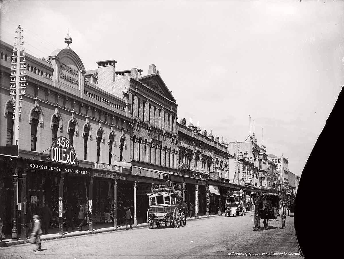 vintage-glass-plate-images-streets-sydney-city-australia-1900s-xix-century-641